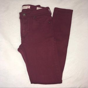 Pacsun Bullhead High Rise Skinniest Jeans Size 3